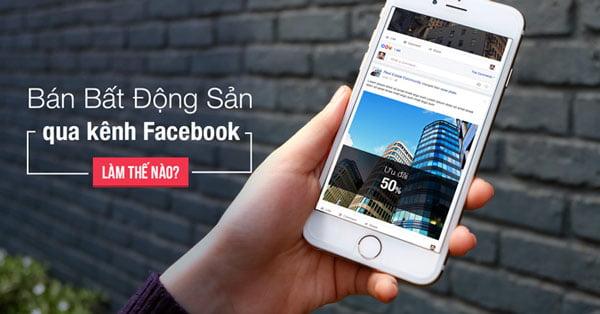 Dịch vụ quảng cáo Facebook Bất Động Sản